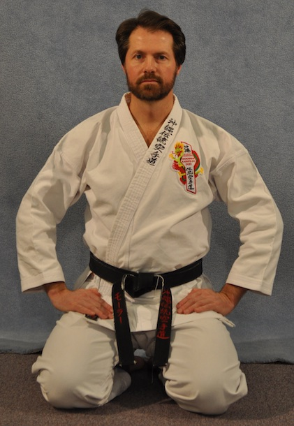 Head Instructor – Mark R. Moeller, 6th Dan black belt in both Shorin Ryu Karate-do and Shudokan Karate-do