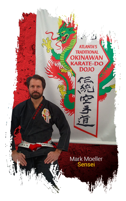 Mark Moeller Sensei